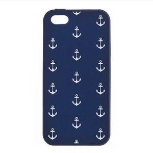 j crew anchor iphone 5 case